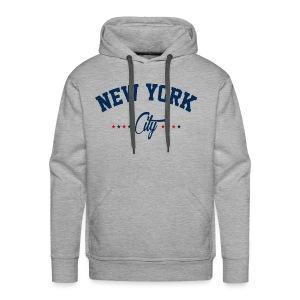 New York City Shirt - Men's Premium Hoodie