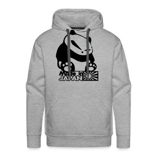 Made In Japan Panda - Men's Premium Hoodie