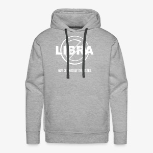 Libra - Not Defined by the Stars - Men's Premium Hoodie
