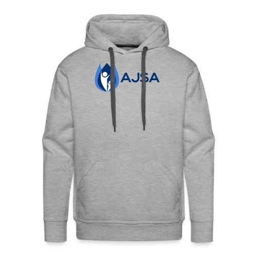 AJSA Bleu - Men's Premium Hoodie