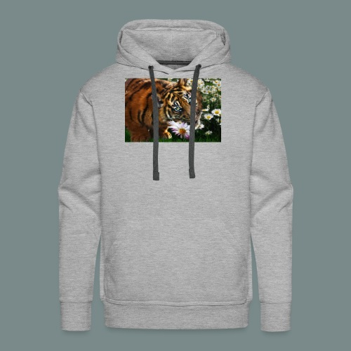 Tiger flo - Men's Premium Hoodie