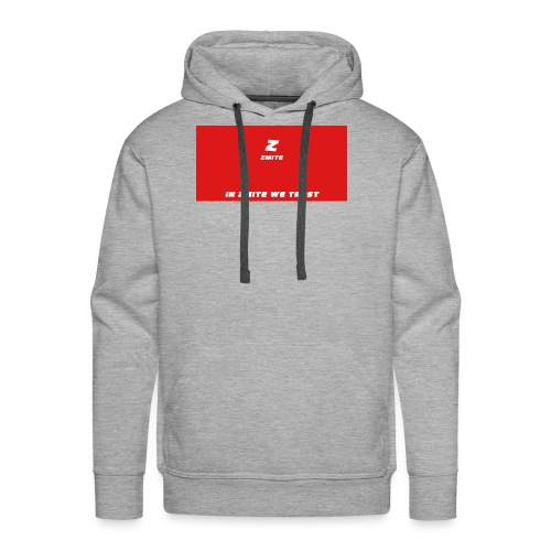 In Zmite We Trust - Men's Premium Hoodie