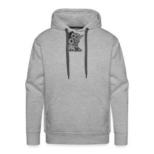 MINNESOTA MN WILDFLOWER - Men's Premium Hoodie