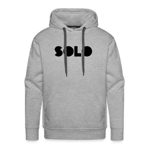 SOLO - Men's Premium Hoodie