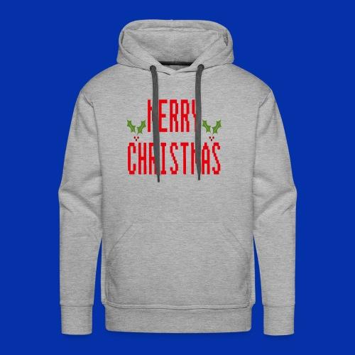 MerryChristmas - Men's Premium Hoodie