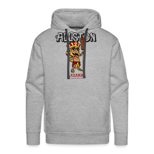 allston pharoah - Men's Premium Hoodie