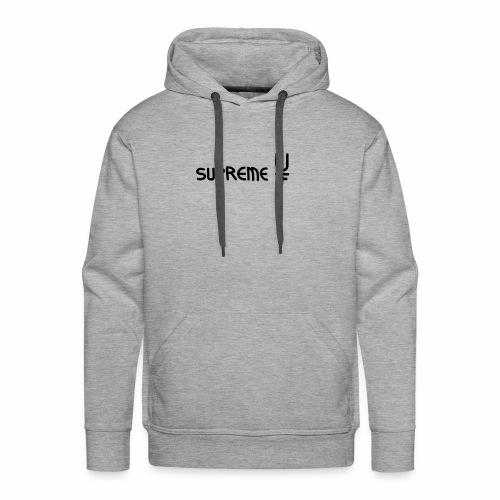 supreme - Men's Premium Hoodie
