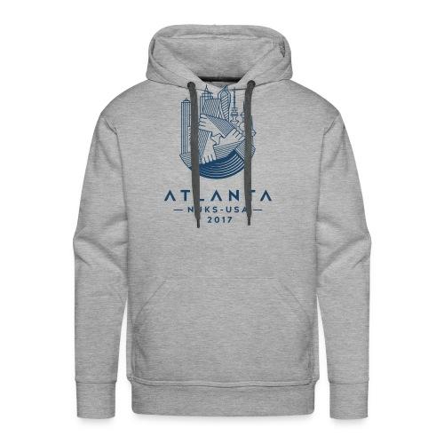 Atlanta 17 - Men's Premium Hoodie