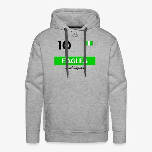 Nigerian Jersey T-Shirt 2018 - Men's Premium Hoodie