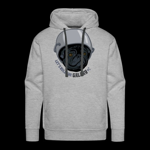 Rule the Galaxy - Men's Premium Hoodie