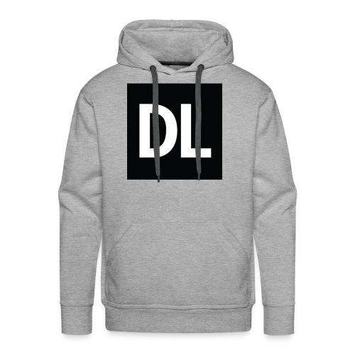DL shirt - Men's Premium Hoodie