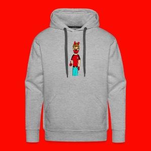 Like It KingRedDogChris - Men's Premium Hoodie