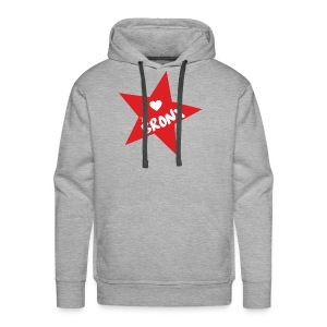 I Love The Bronx - Men's Premium Hoodie