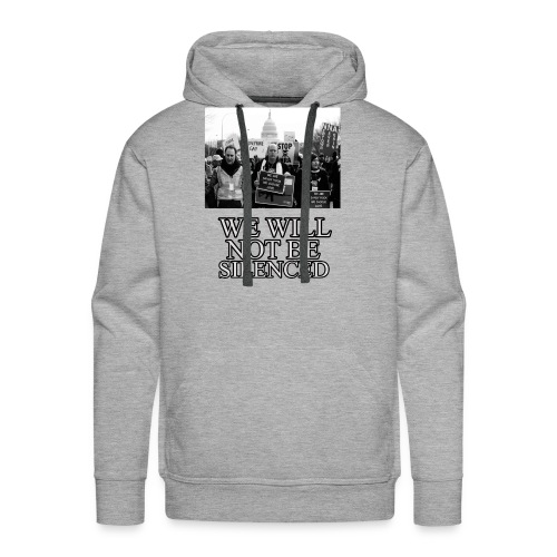March for our lives - Men's Premium Hoodie