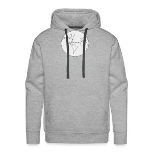 Earth is Home - Men's Premium Hoodie