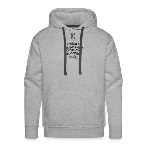 Runes Ware - Ware Your Magic in Style - Men's Premium Hoodie