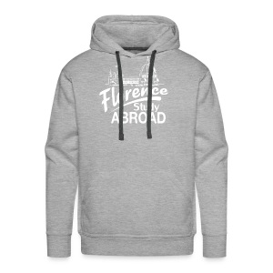 Memory from Study Abroad in Florence! - Men's Premium Hoodie