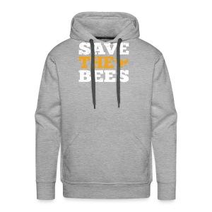 Save the Bees - Men's Premium Hoodie