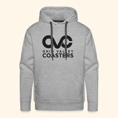 OVC Basic Logo - Men's Premium Hoodie
