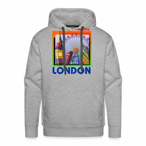 london tshirt - Men's Premium Hoodie