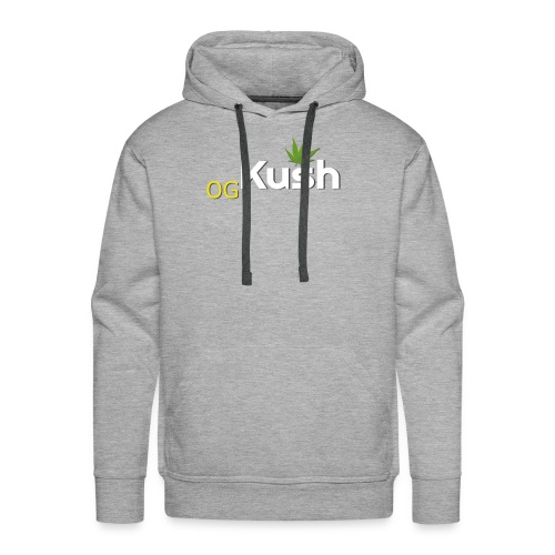 OG Kush t shirt - Men's Premium Hoodie