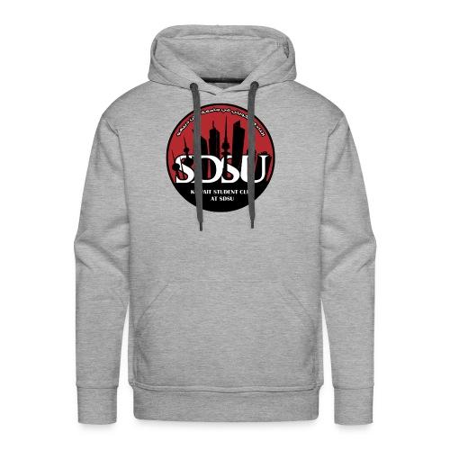 SDSU KUWAIT LOGO - Men's Premium Hoodie