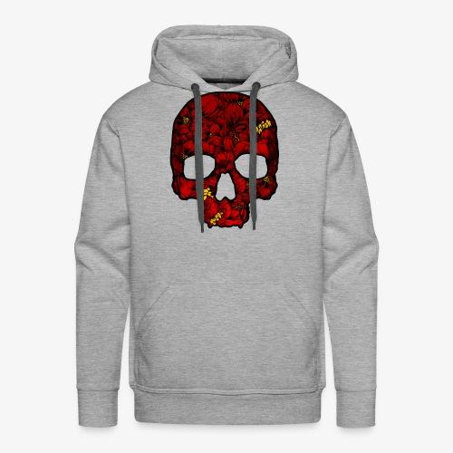 Red Skull - Men's Premium Hoodie