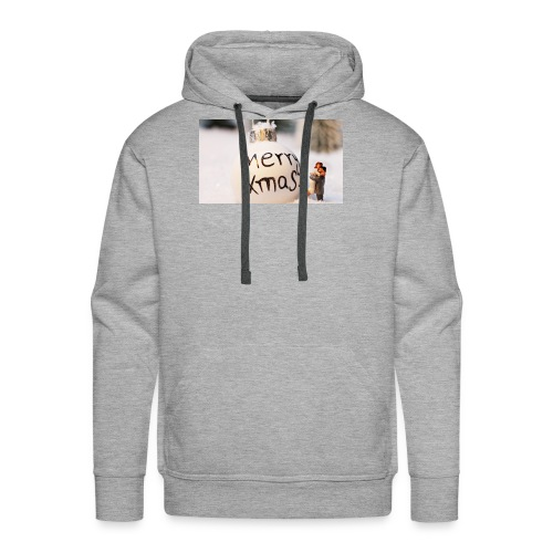christmas bauble 1872135 960 720 - Men's Premium Hoodie