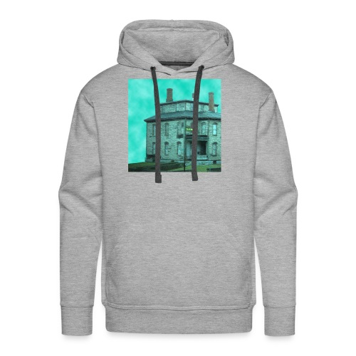 The Long Road Cover (House Only) - Men's Premium Hoodie