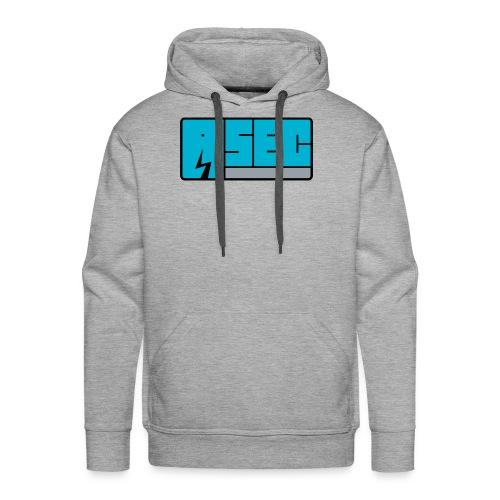 ASEC logo 1 - Men's Premium Hoodie