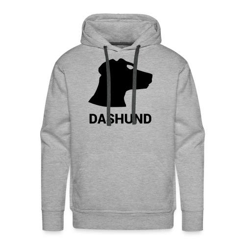 DASHUND - Men's Premium Hoodie
