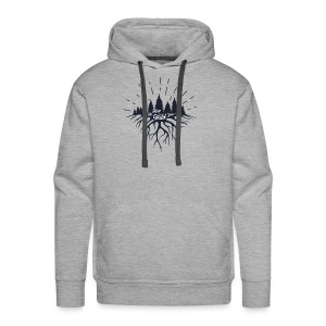 Keep the Wild in You T-shirts and Products - Men's Premium Hoodie