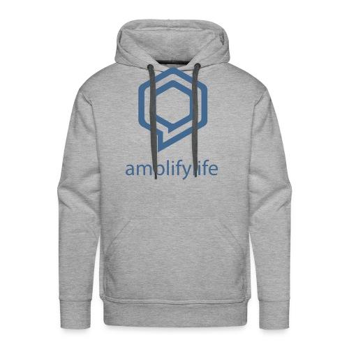 amplifylife - Men's Premium Hoodie
