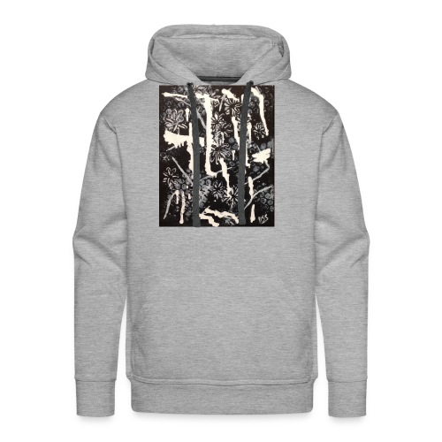 Into the darkness - Men's Premium Hoodie