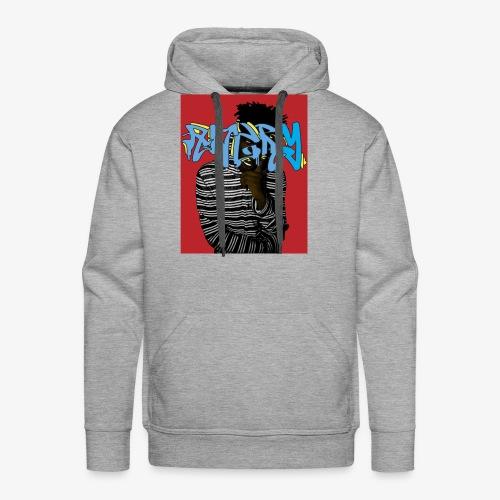 Original ANGRY Shirt - Men's Premium Hoodie
