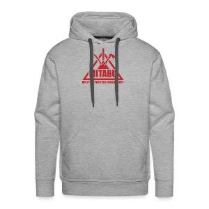 Logo Rojo - Men's Premium Hoodie