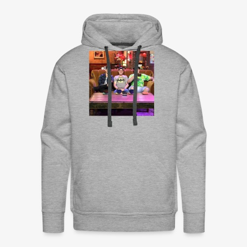 The Crew behind Plan of Attack Productions - Men's Premium Hoodie
