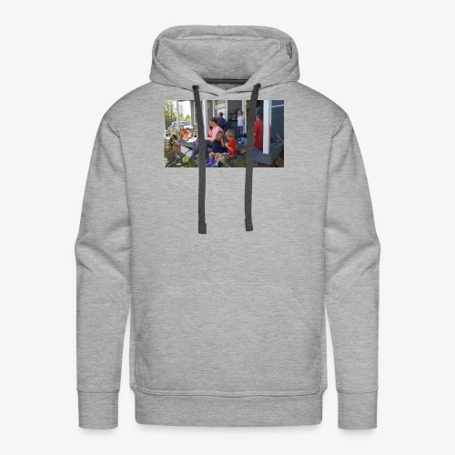 A family Gathering - Men's Premium Hoodie