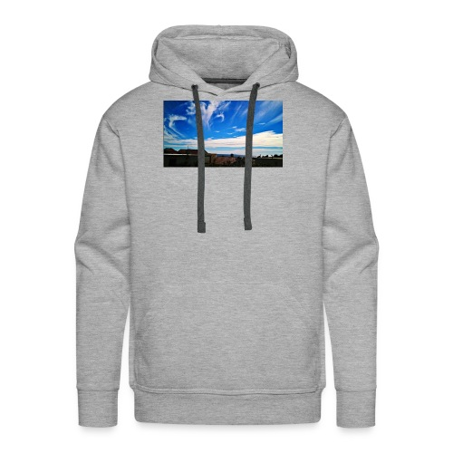 Autumn can be beautiful - Men's Premium Hoodie