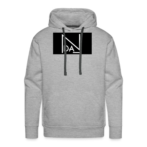 DAN Talent Group - BLACK BACK GROUND - Men's Premium Hoodie