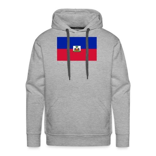 Haiti - Men's Premium Hoodie