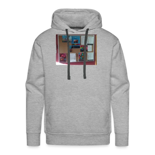 Life without barriers - Men's Premium Hoodie