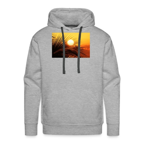 beautiful jamaica - Men's Premium Hoodie