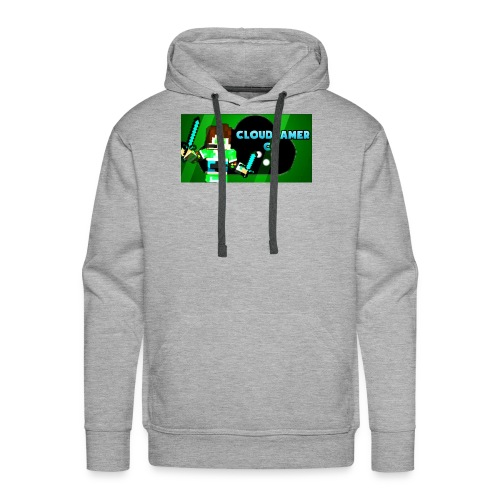 CloudGamer's Shirt (Baby) - Men's Premium Hoodie