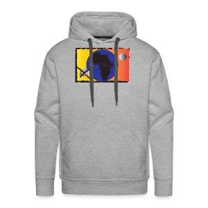 KariworlD OG logo - Men's Premium Hoodie