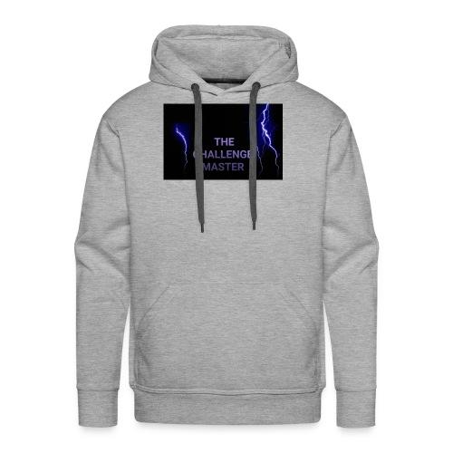 Lightning challenge master - Men's Premium Hoodie