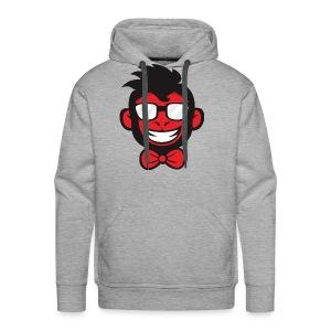 red monkey - Men's Premium Hoodie