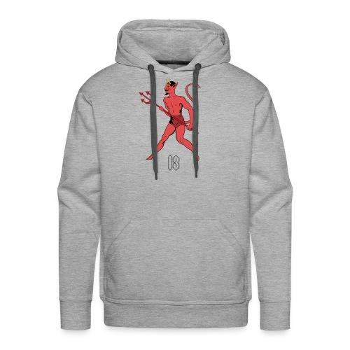 Lucifer - Men's Premium Hoodie
