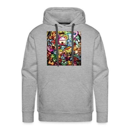 Funky - Men's Premium Hoodie