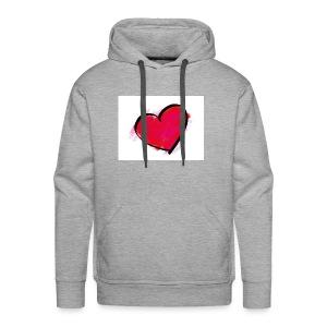 heart 192957 960 720 - Men's Premium Hoodie